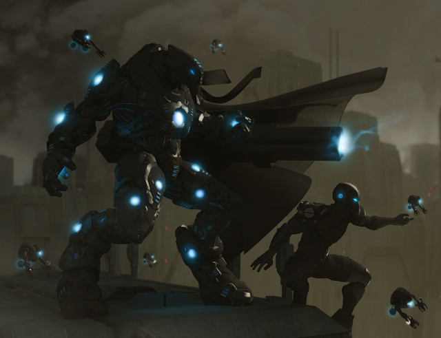 Exodus Preview: Bio- Armor, Power Armor, and More