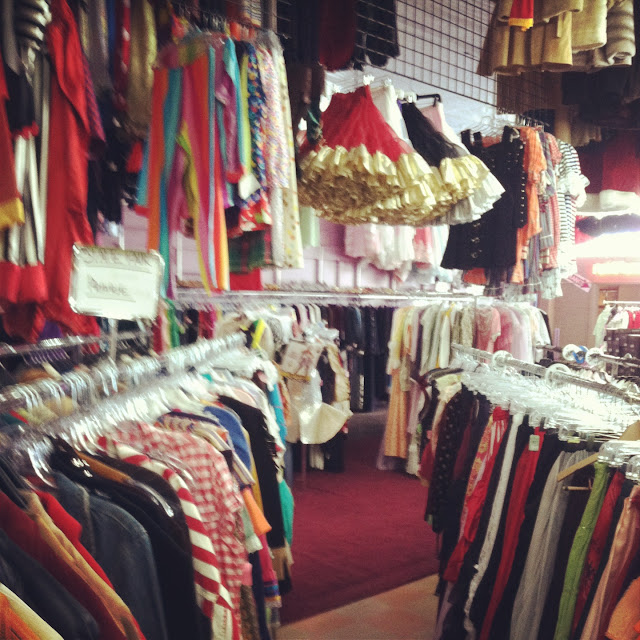 Hollywood Vintage, Edie's Closet