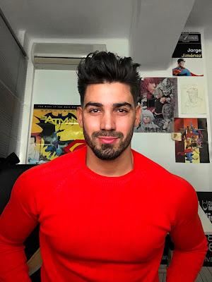 Jorge Jiménez asistirá al  Heroes Comic Con Madrid.