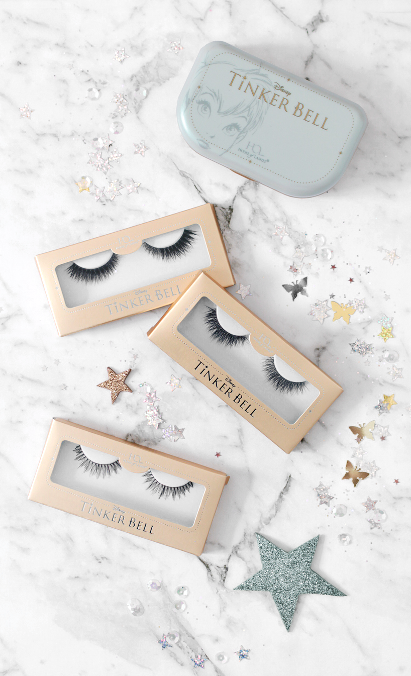 House Of Lashes Disney Tinker Bell Collection