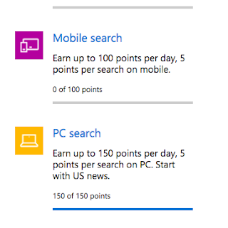 maximizing microsoft rewards