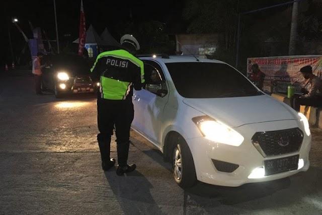 22 TKI asal Aceh Utara Tertahan di Pos Perbatasan Aceh-Sumut