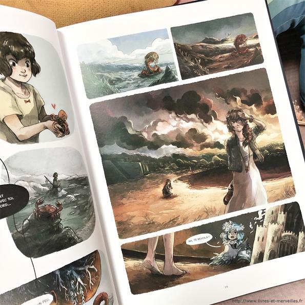 Bande dessinée : La Grande Ourse