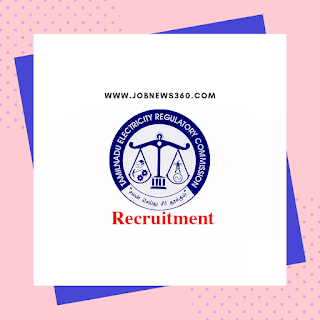 TNERC Recruitment 2019 for Chairman post