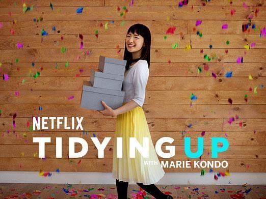 Marie Kondo'nun Dizisi: Tidying Up