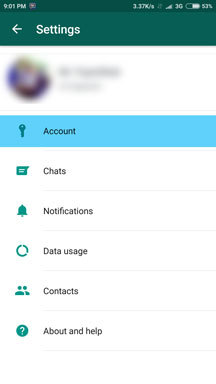 nonaktifkan fitur read di whatsapp