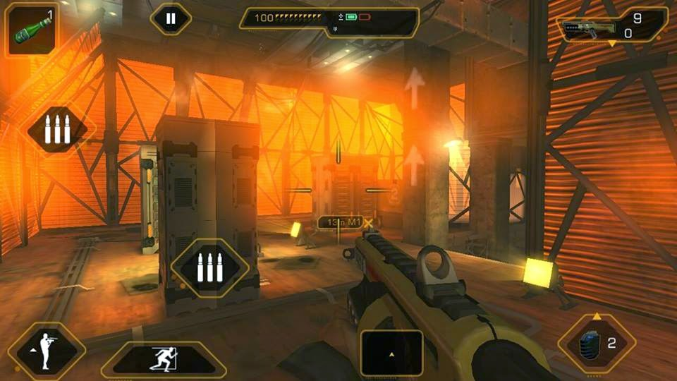 Deus Ex The Fall v0.0.30 Mod Apk + Data Download