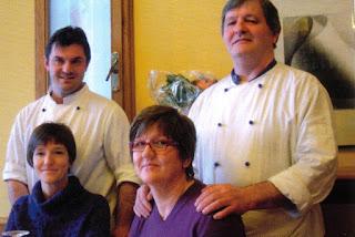 famiglia Lussana-Ristorante Negrone -Scanzorosciate
