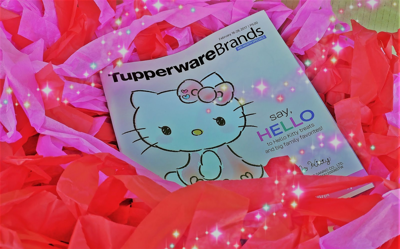 1a17ec43b ... Hello Kitty and one of the most trusted direct selling companies in the  Philippines, Tupperware Brands has collaborated to bring delight to the  young ...