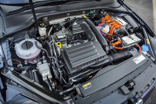 VW Golf GTE 2019: consumo, autonomia segundo o INMETRO