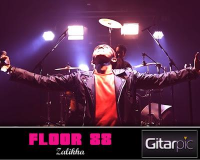Chord Gitar Floor 88 - Zalikha
