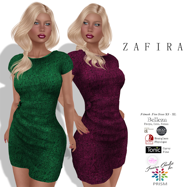 PRISM ~ New Exclusive Release for the Designer Circle Event ZAPHIRA