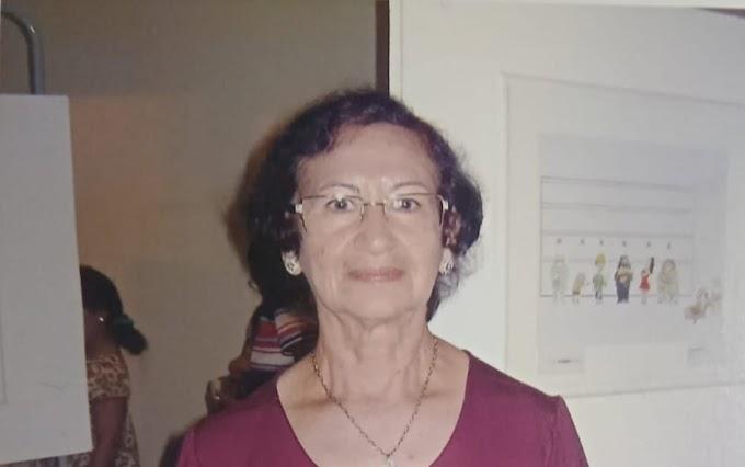 Figura Elesbonense: Iraci Barbosa(1936-2021)