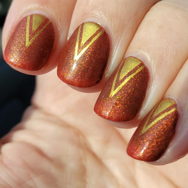 dreamland lacquer, indie polish, polish pick up, trithermal polish, thermal nail polish, nail polish, nail art, indie nail polish