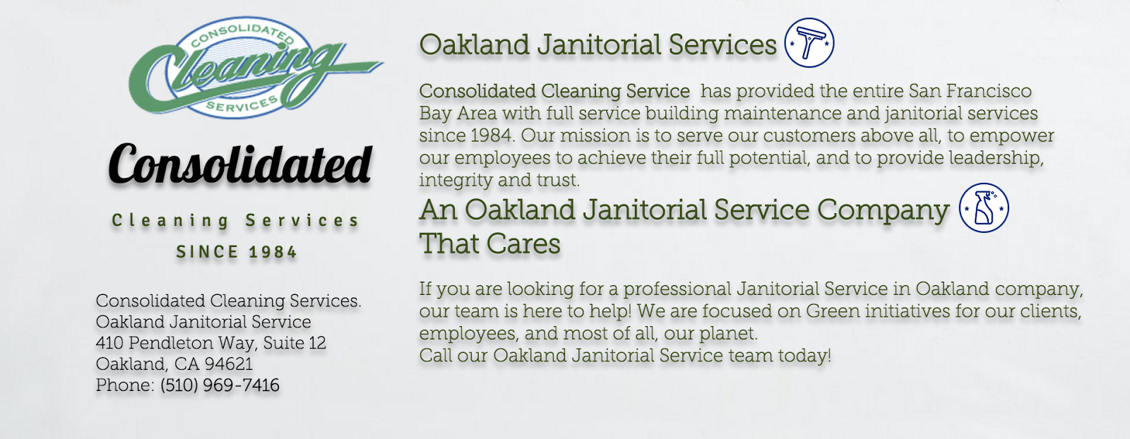 office cleaning in Oakland Hayward CA