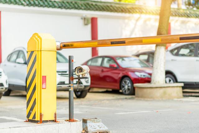 Car Park Boom Gates