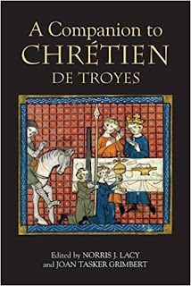 A Companion to Chrétien de Troyes (Arthurian Studies) by Norris J. Lacy (Editor),‎ Joan Tasker Grimbert (Editor