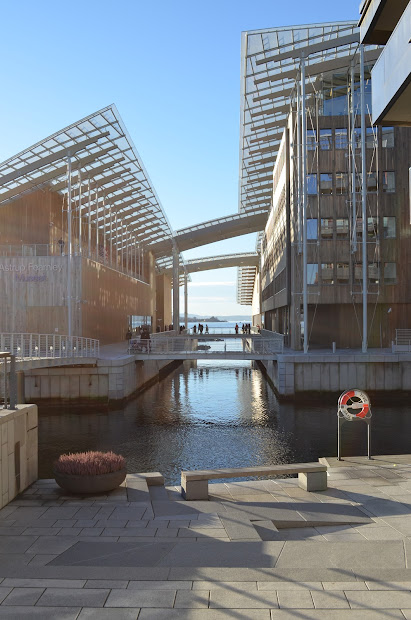 Oslo Astrup Fearnley Museum Of Modern Art