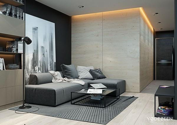 Desain Interior Rumah Cantik Minimalis