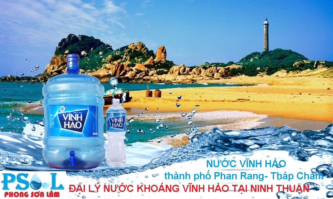 PHONG SƠN LÂM DC- Đại Lý nước khoáng Vĩnh Hảo, Lavie, Ion Life, Aquafina, nước uống tỉnh Ninh Thuận