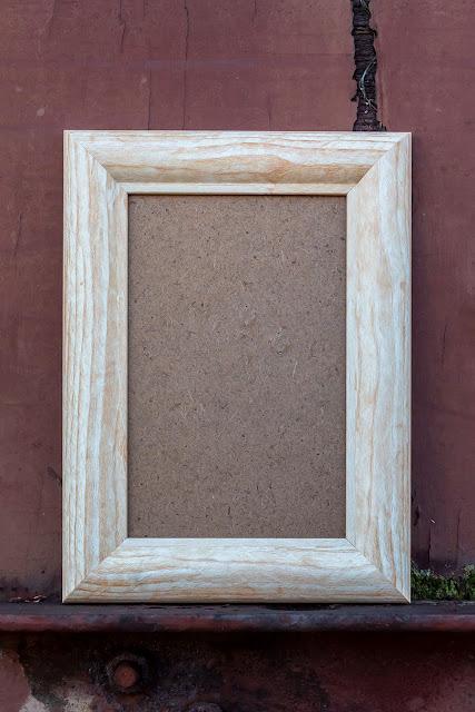Empty Wooden Frames 1