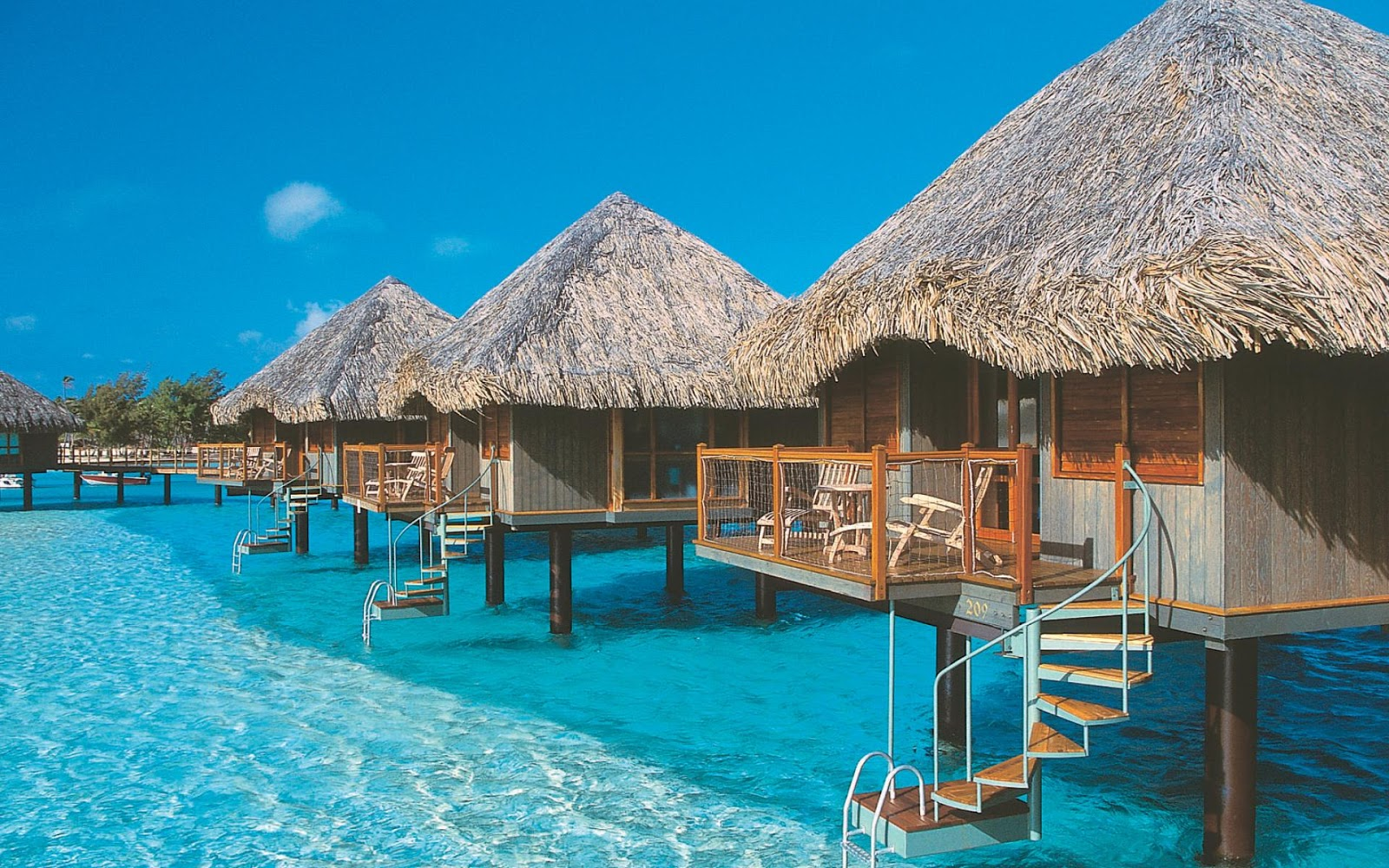 By Mesture We're Going To Tahiti