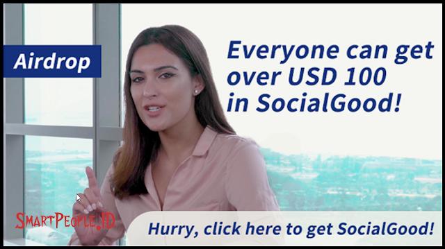 Airdrop SocialGood Foundation