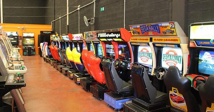39 arcadeplanet 39 el espacio de m quinas recreativas m s - El tiempo dos hermanas aemet ...