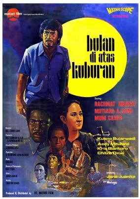 Bulan di Atas Kuburan (1973)