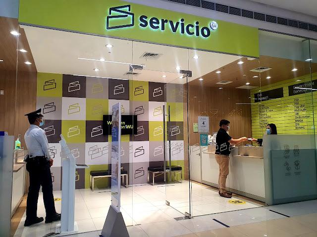 SERVICIO AT YOUR SERVICE AT SM