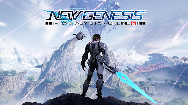 Phantasy Star Online 2 New Genesis System Requirements