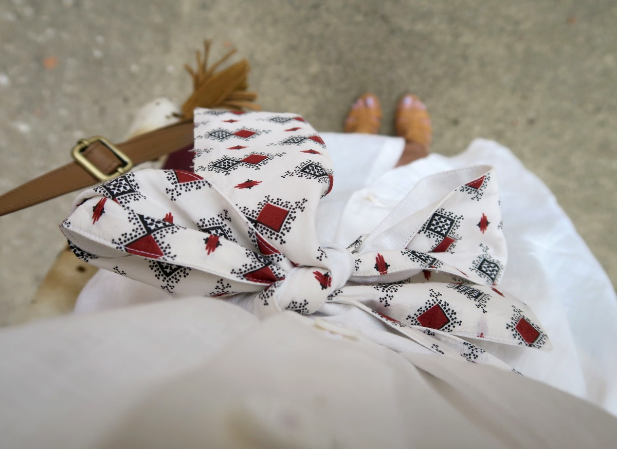 robe-chemisier-souleiado-provence-arenes-beziers-tenue-look-blog-mode