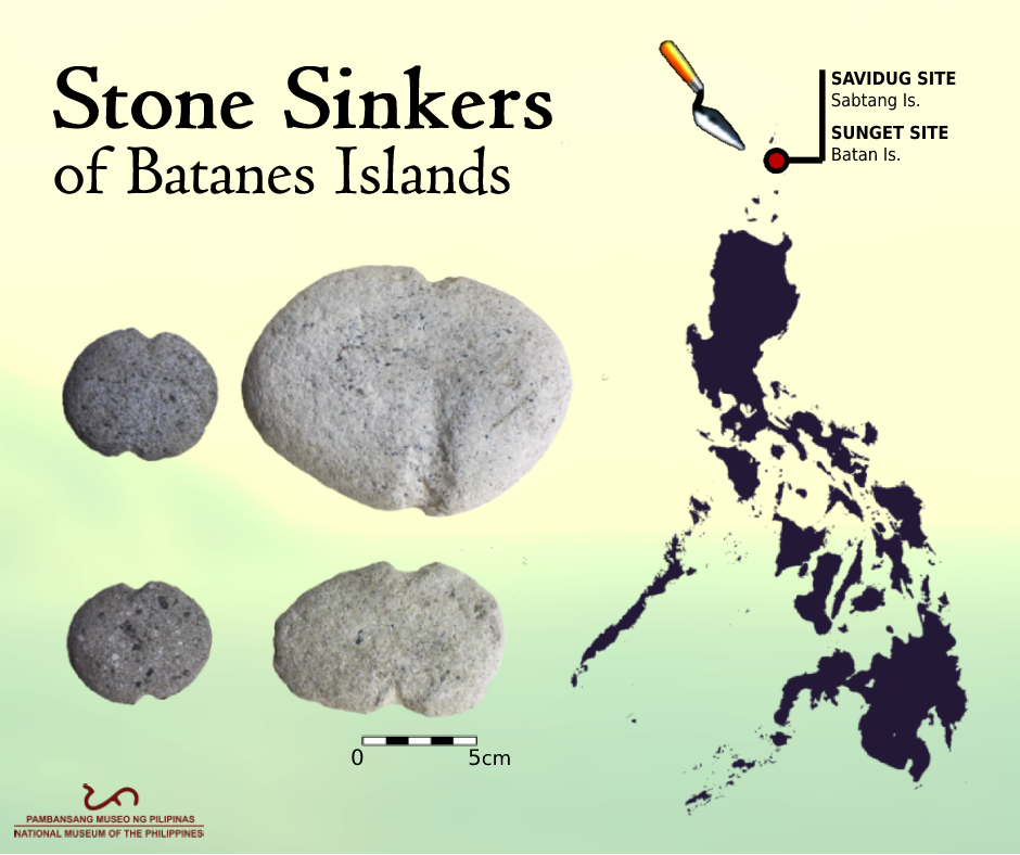 Stone Sinkers Excavated from the Batanes Islands
