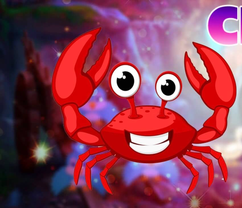 Games4King Halloween Crab Escape
