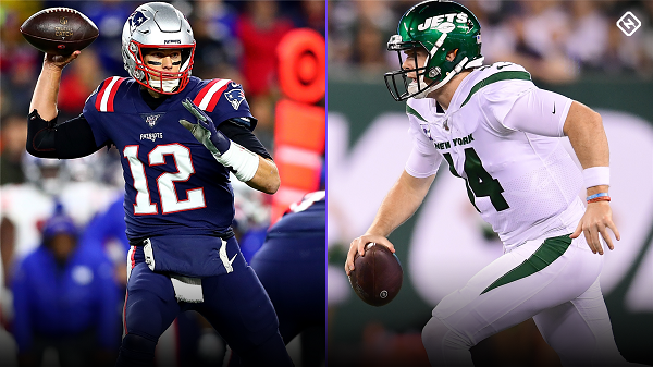 Patriots at Jets score, takeaways: New England shuts out New York as defense continues dominance