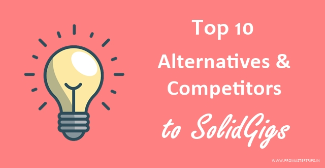 Top 10 Best Alternatives & Competitors to SolidGigs