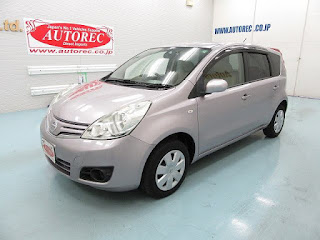 19534A8N8 2010 Nissan Note 15X