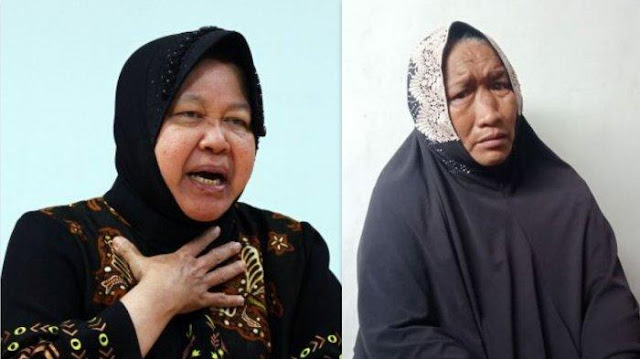 Namanya Dicoret dari Data Penerima Bansos Kemensos, Nenek Darwati Menangis Tersedu, Netizen: Bu Risma, Tolong Ini Diatasi!