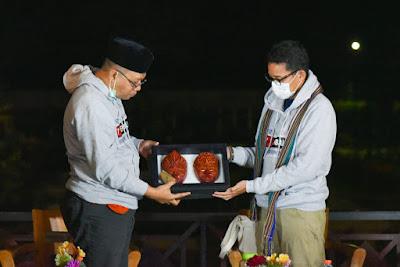 Sandiaga Uno: Lombok Timur Perlu Jadi Perhatian Khusus Penataan Destinasi