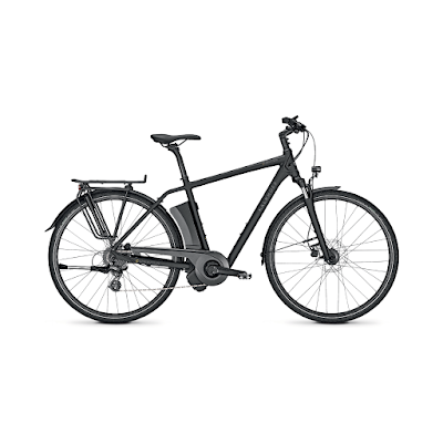 Kalkhoff Endeavour 1.I Move Magicblack e-bike rental in Italy
