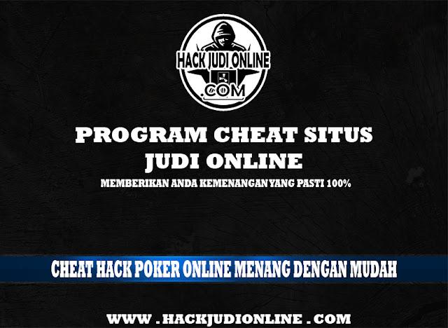 Cheat Hack Poker Online Menang Dengan Mudah