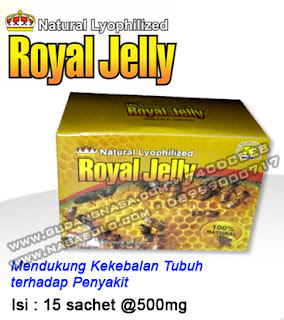 ROYAL JELLY NASA Rp.140.000,-