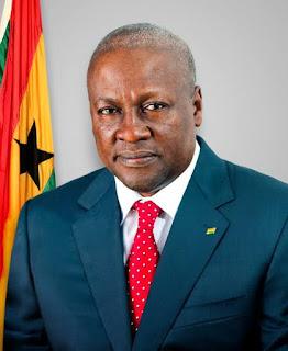 Ghana Ex President John Mahama