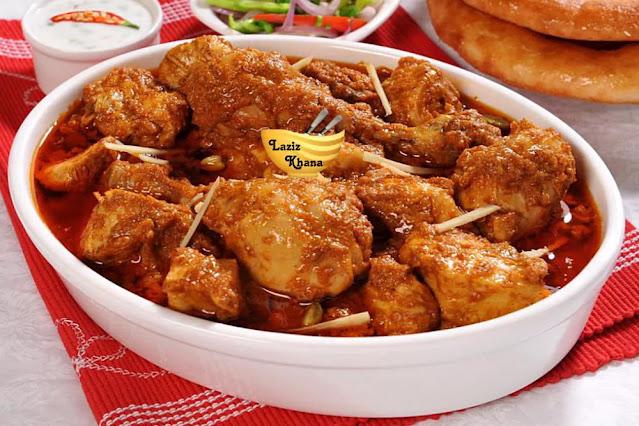 Chicken Korma Recipe in Hindi