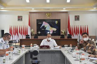 Pemkab Batu Bara Siap Tampung Investor Untuk Kawasan Kuala Tanjung