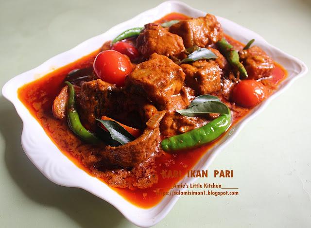 Kari Ikan Pari