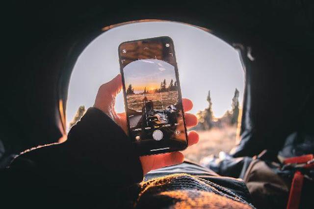 Launch Kamera Smartphone