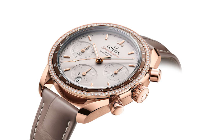 Omega Speedmaster 38 Co-Axial Chronograph 324.68.38.50.02.003