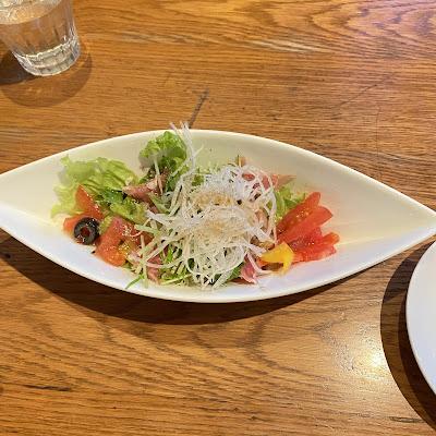 前菜,サラダ