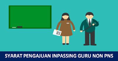 Syarat Pengajuan Inpassing Terbaru 2018 Bagi Guru Non PNS